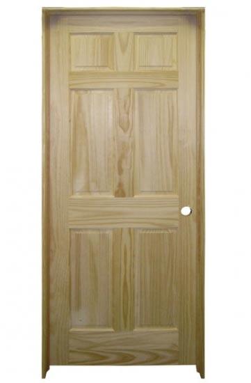 ... 6 Panel Pine Prehung Door LH. Sutherlands 2/6X6/8 LH