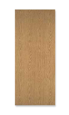 Sutherlands 1/6X6/8  sc 1 st  Sutherlands & Sutherlands 1/6X6/8 18 in Prefinished Flush Imperial Oak Door Slab ...