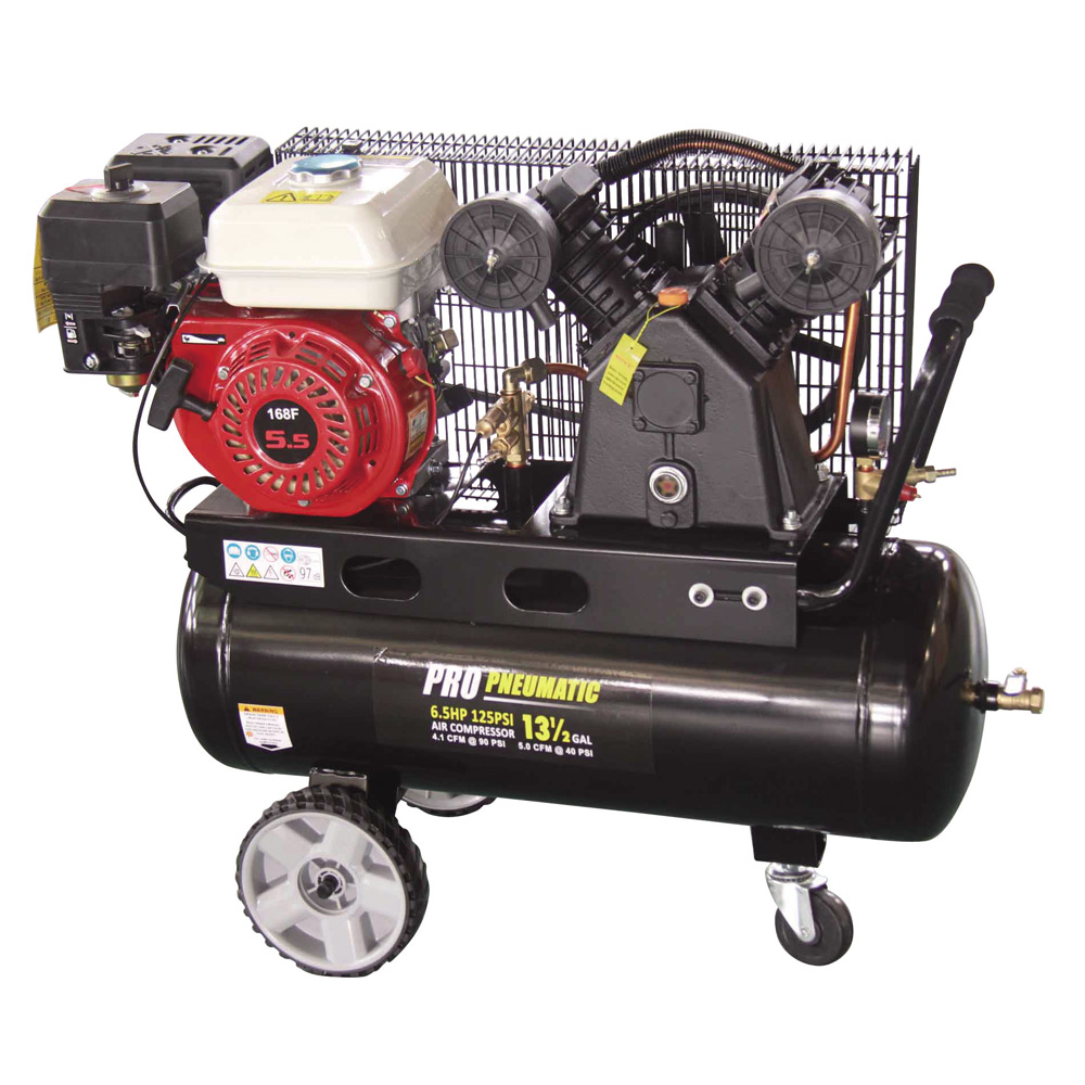 Ate Pro Tools 88148 6 1 2 Hp 13 Gallon Gasoline Air
