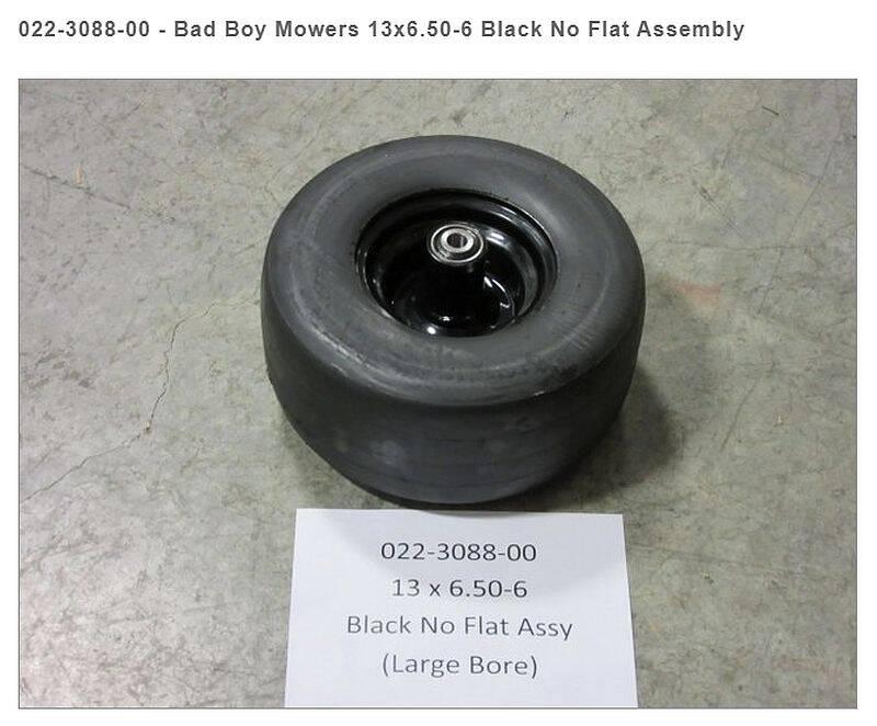 Bad Boy Mowers 022-3088-00
