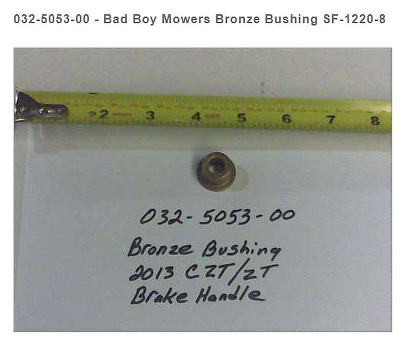 Bad Boy Mowers 032-5053-00