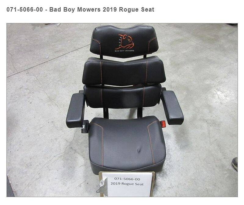 Bad Boy Mowers 071-5066-00