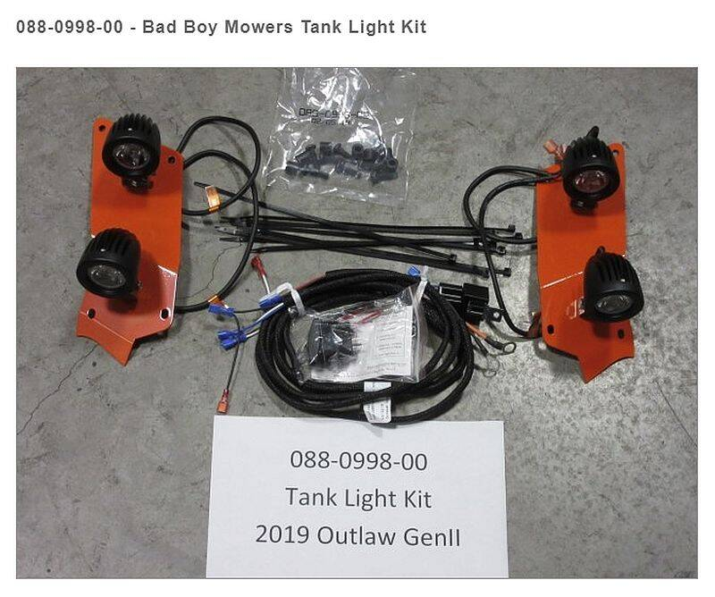 Bad Boy Mowers 088-0998-00