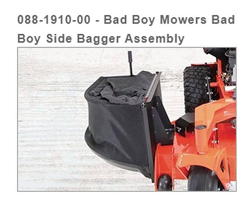 BAD BOY MOWERS 088-1910-00