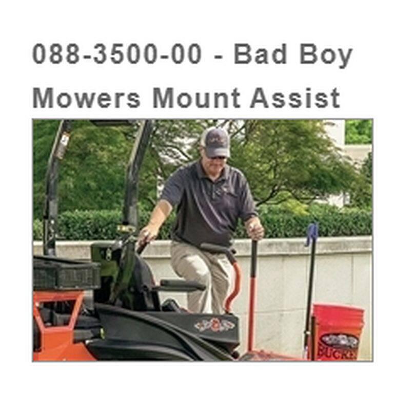 Bad Boy Mowers 088-3500-00