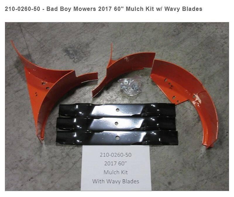 Bad Boy Mowers 210-0260-50