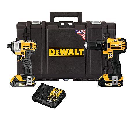 DeWalt DCKTS280C2