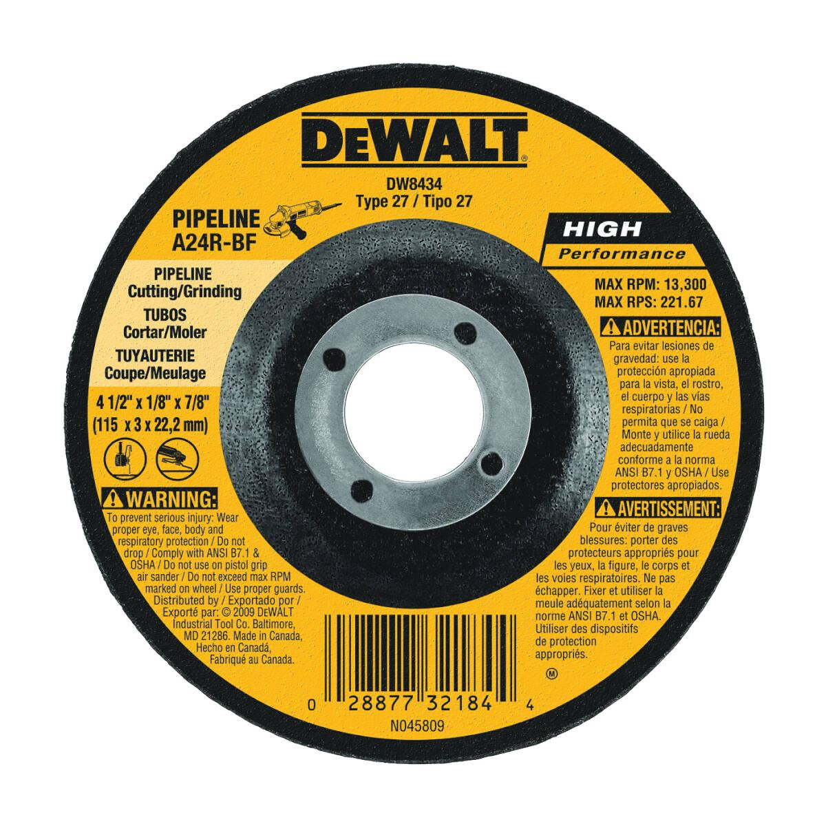 DeWALT DW8434 Z