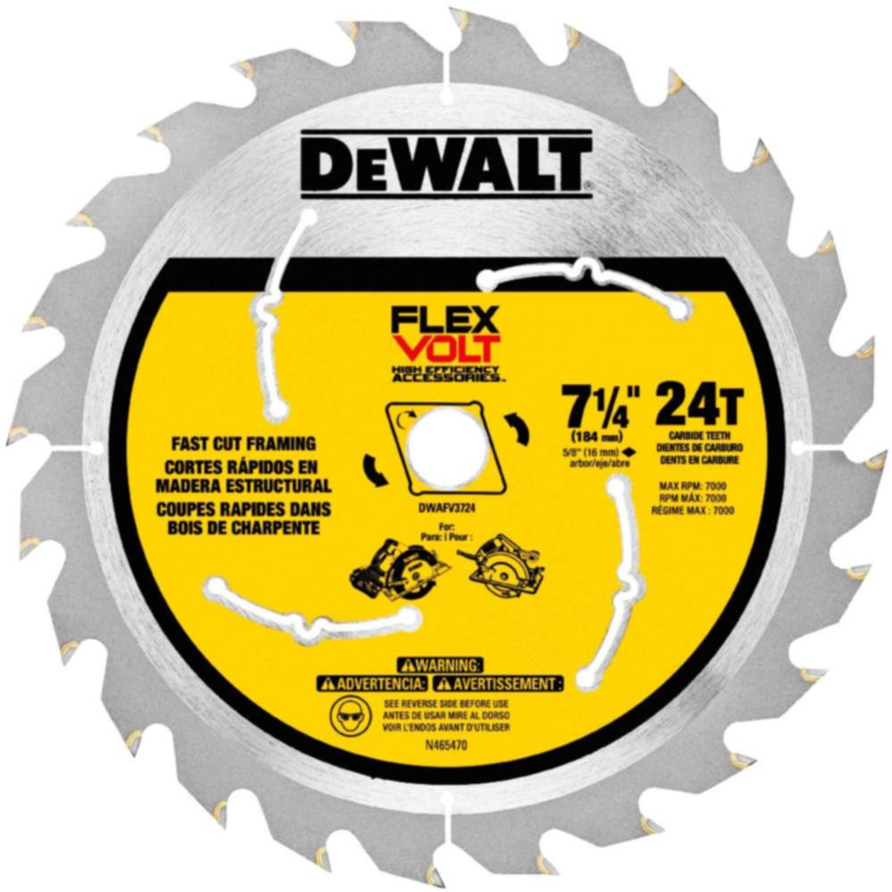 DeWALT DWAFV37243