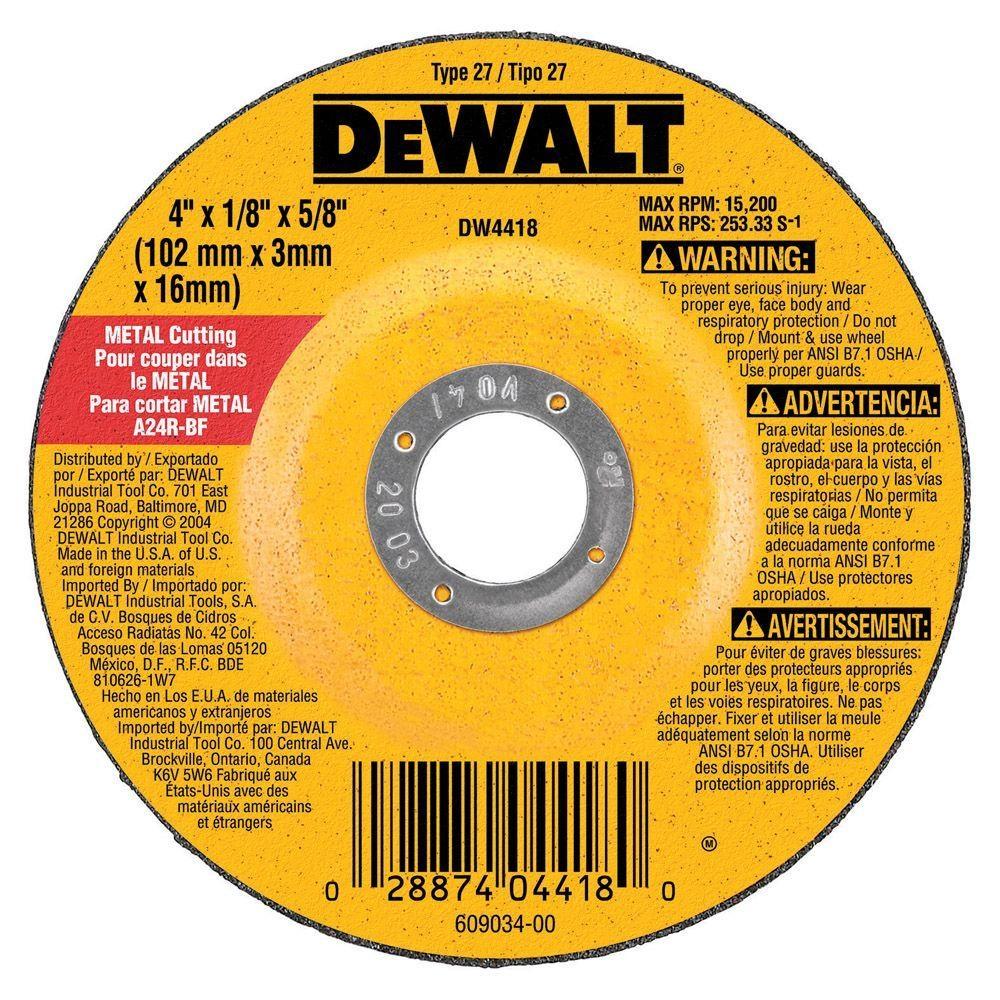 DeWALT DW4418