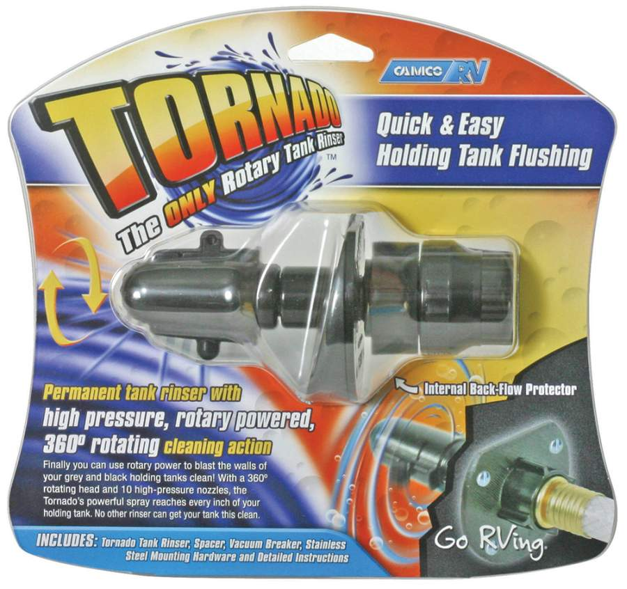 Camco 40126 Tornado Rotary Tank Rinser With 6 Ft Hose At Sutherlands