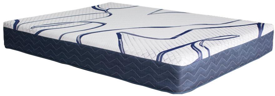 Campbell Mattress 0013 1030 Full Cool Breeze Gel Memory
