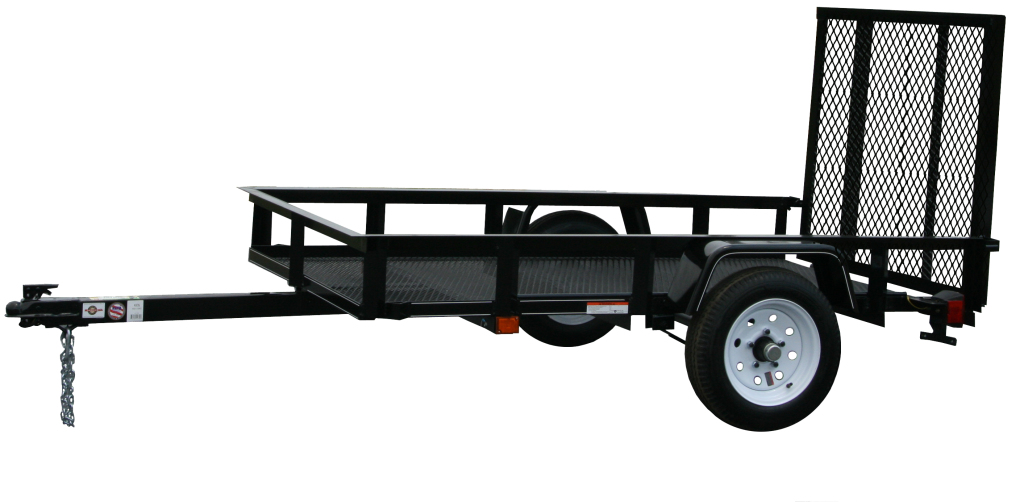 Carry-On Trailers 4X8G