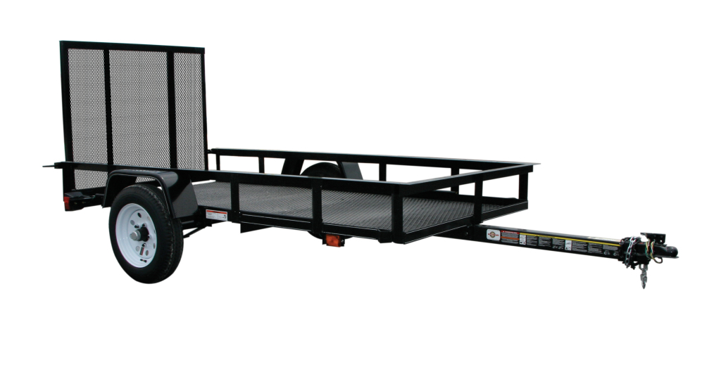 Carry-On Trailers 5X8G