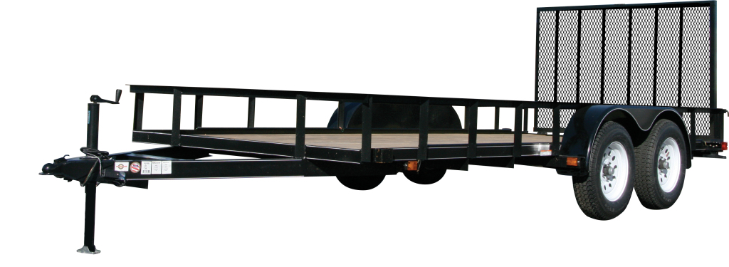 Carry-On Trailers 6X16GW1BRK