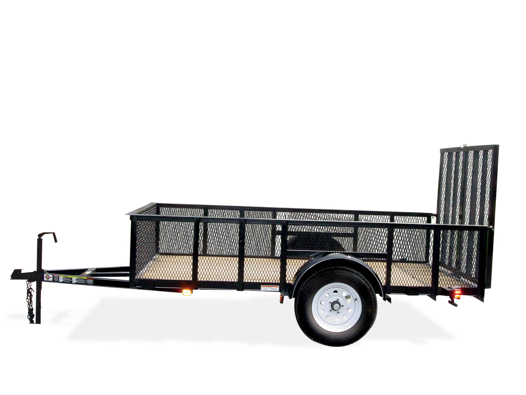 Carry-On Trailers 5X10GWHS