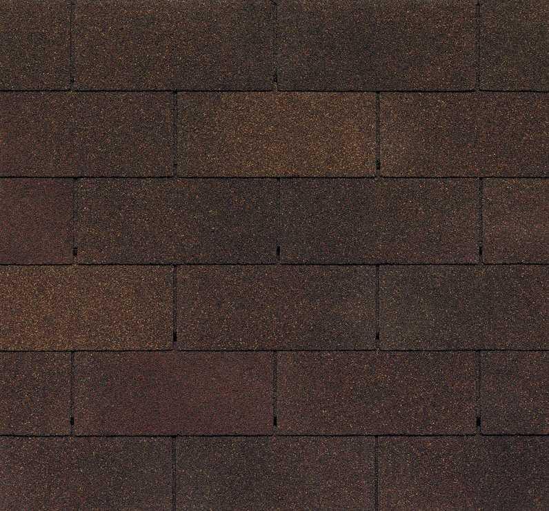 Atlas Roofing 667n010 Glassmaster 30yr Roof Shingles Burnt