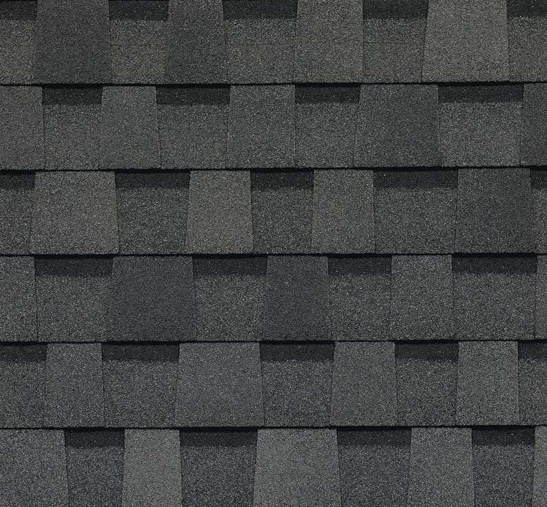 Atlas Roofing 600D001 Pinnacle Lifetime Roof Shingles Weathered Wood