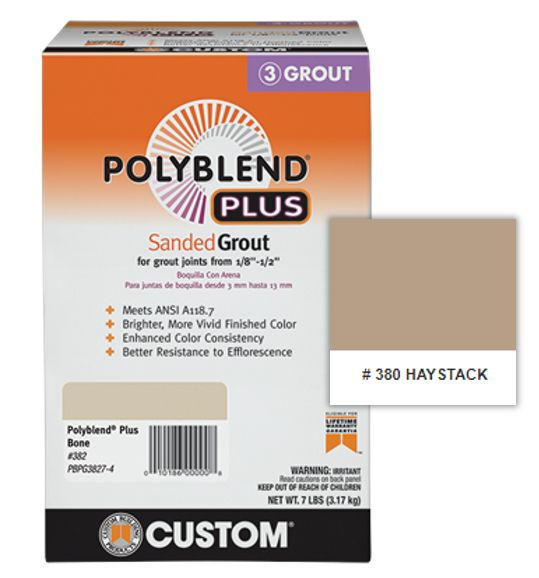 Custom Building Products PBPG3807-4