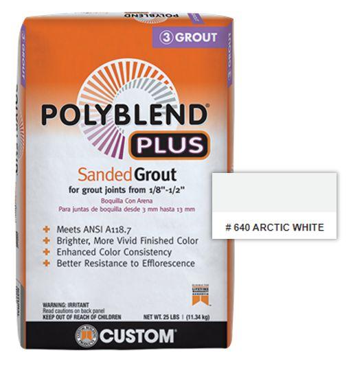 Custom Building Products PBPG64025