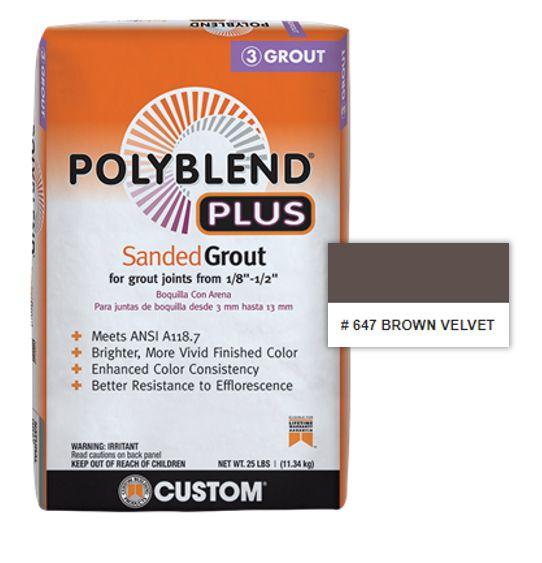 Custom Building Products PBPG64725