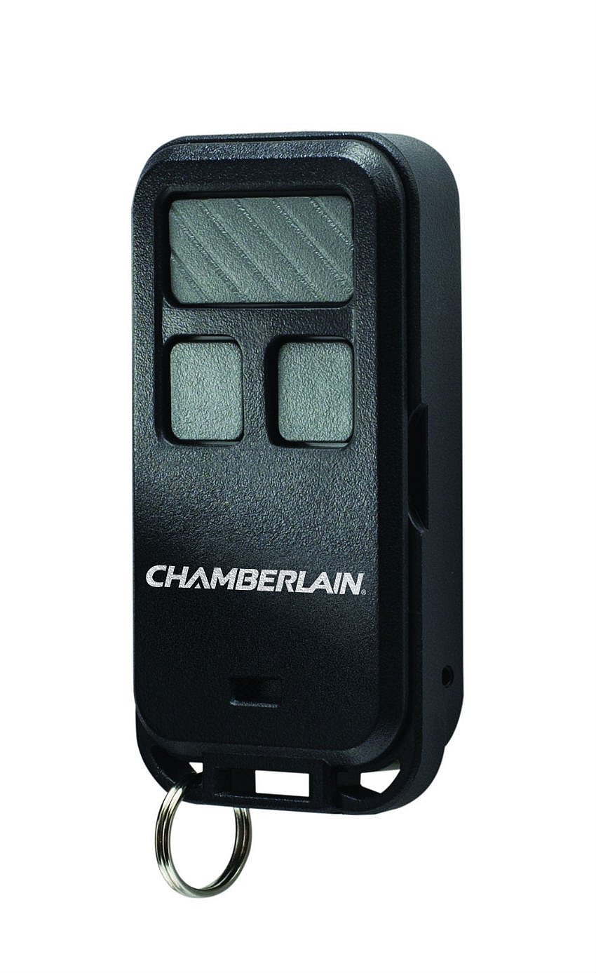 Chamberlain 956ev P2 3 Button Keychain Garage Door Remote