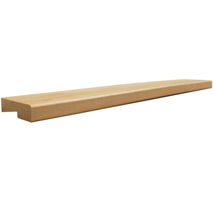 2-1/2-Inch X 11/16-Inch X 8-Foot Solid Pine Stool Molding