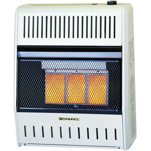 Procom Mn180tpa Infrared Heater 18k Btu Natural Gas W