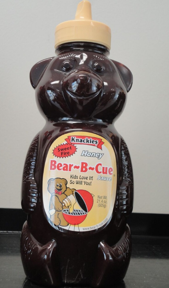 Knackies Bear-B-Cue K303