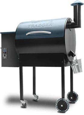 lil tex pro series pellet grill bronze  traeger bbq07e 01
