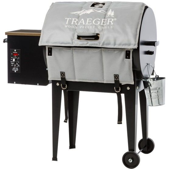Traeger Bac346 Junior Grill Insulation Blanket At Sutherlands