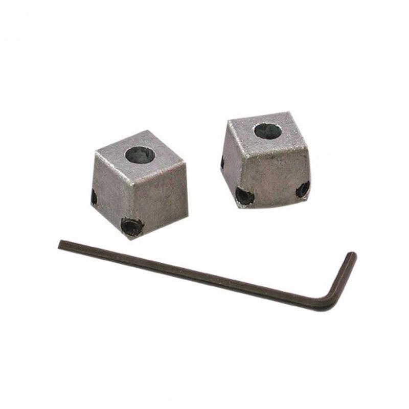 danco 80654 universal faucet handle adapters 2 pack at sutherlands. Black Bedroom Furniture Sets. Home Design Ideas