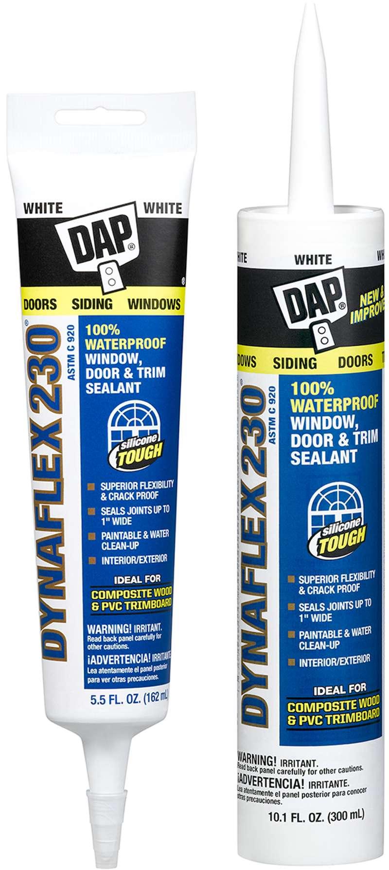 Dynaflex 230 Premium Indoor/Outdoor Sealant 10 1 fl  oz  Clear