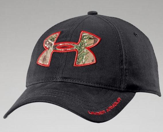 e84665659ab ... Caps   Accessories   Black Caliber Hunting Cap. Under Armour 1249393-001