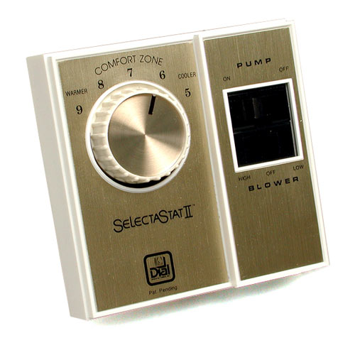 Dial Mfg 7620 Thermostat Selectastat Ii At Sutherlands
