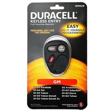 Duracell Remotes GM029D