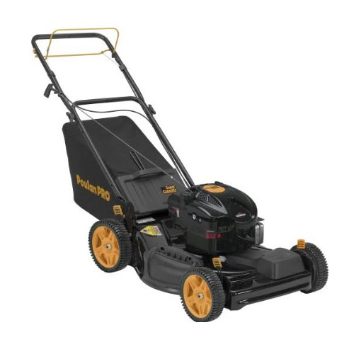 Poulan pr625y22rp 22 in 3 n 1 self propelled lawnmower at for Sutherlands deck kits