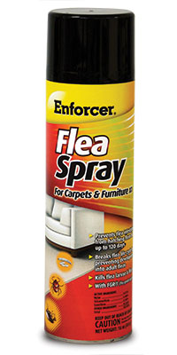 14-Ounce Flea Killer For Carpets And Furniture