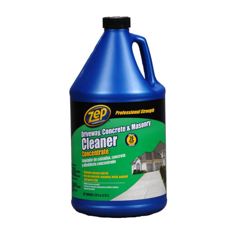 Zep Zucon128 Gallon Driveway Concrete And Masonry Cleaner