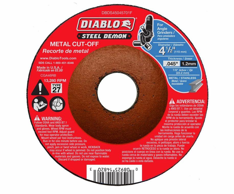 Diablo DBDS45250701F