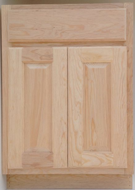 WOOD PRODUCTS MFG, INC WP-BC36 36-Inch Unfinished Pine 1