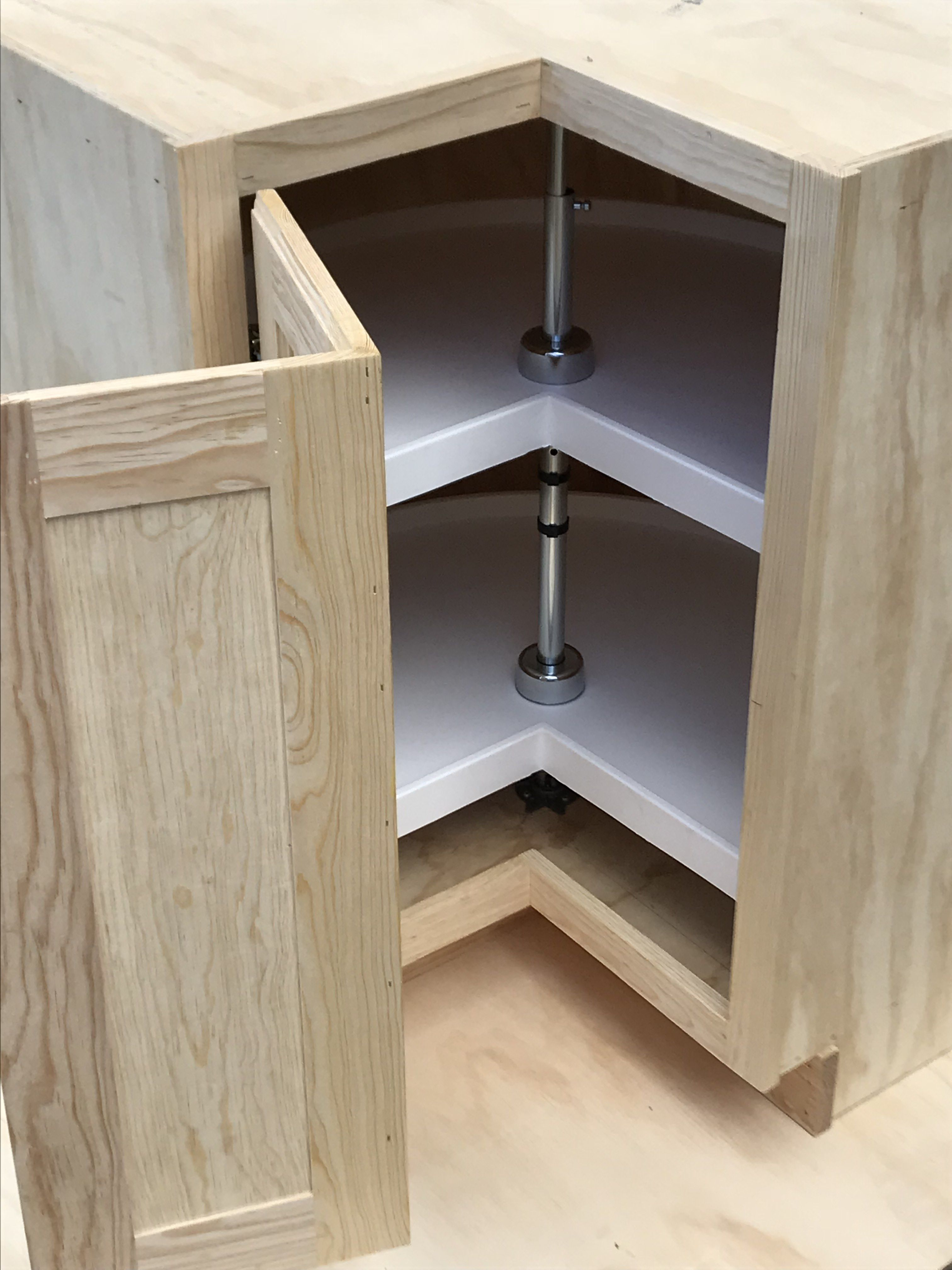 Merveilleux ... Cabinet With Lazy Susan. WOOD PRODUCTS MFG, INC WP CBLS36