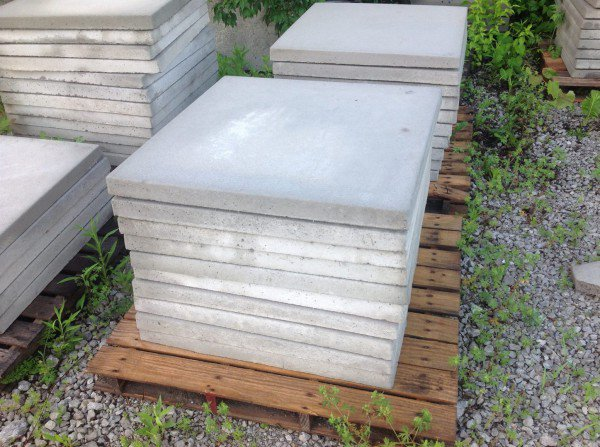 H & R Concrete PAD
