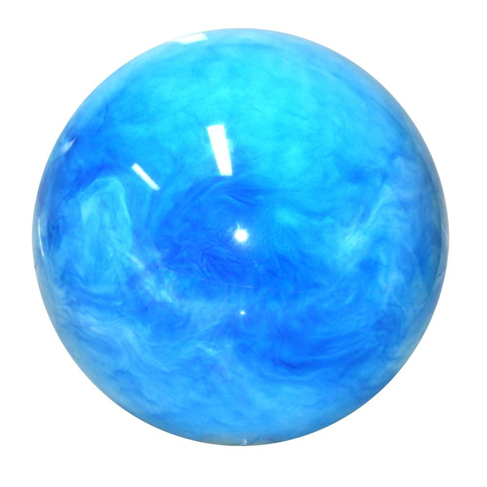 10-Inch Assorted Solid And Marble Colored Playball