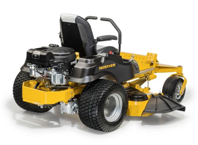 Hustler Turf Equipment 935825 Raptor Sd 48 Inch 25 Hp Zero