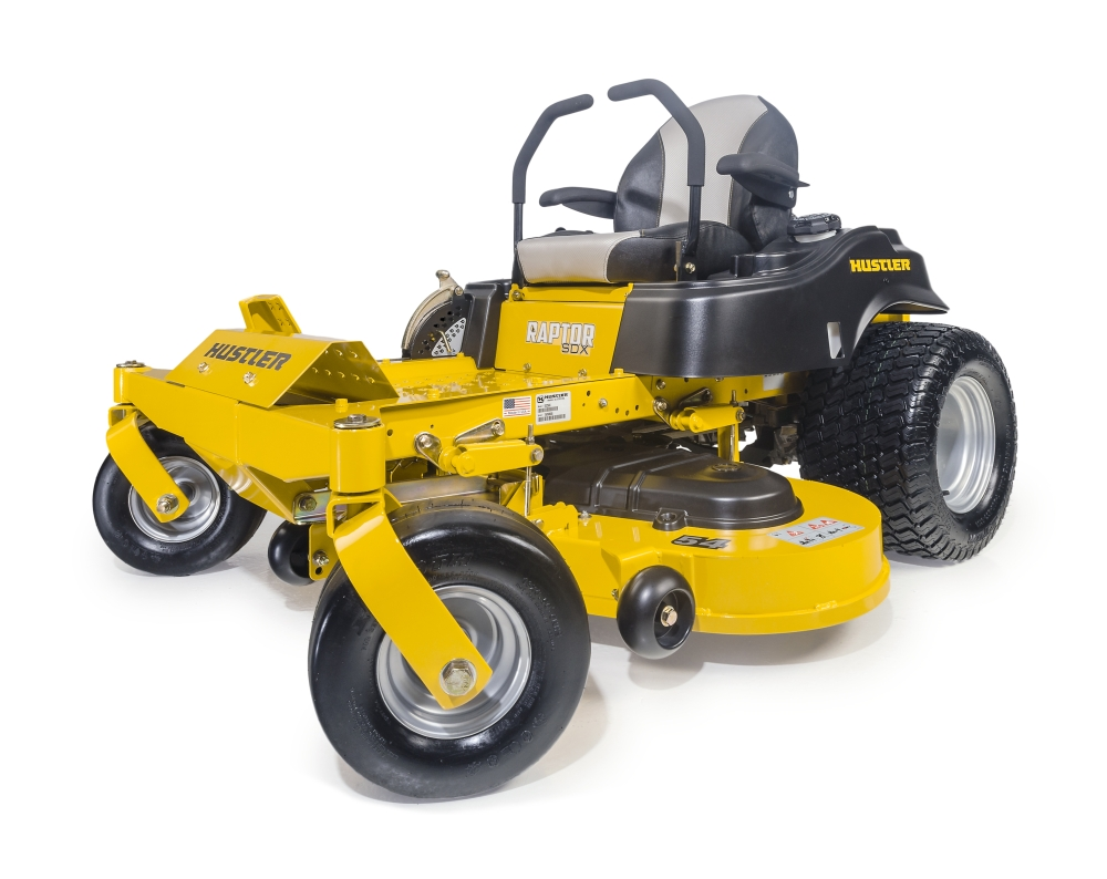 Hustler Turf Equipment 936476 Raptor Sdx 54 Inch 23 Hp