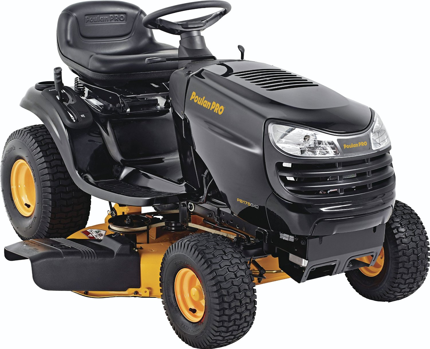 Poulan Pro 960420164 Briggs And Stratton 42 Inch 145 Hp Riding Lawn Mower Wiring Diagram