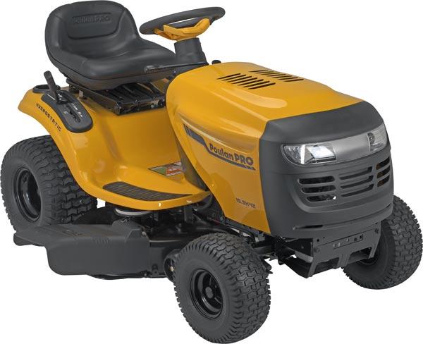 Poulan Pro Pb195h42lt 960420107 42 In 19 5hp Riding Mower