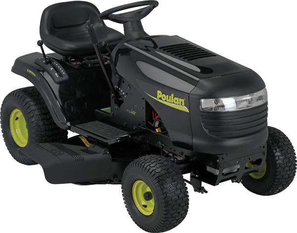 Poulan Pro Po17542lt   960120100 42 In 17 5hp Riding Mower
