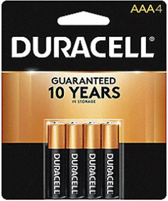 Duracell 1DURAAA4PK02